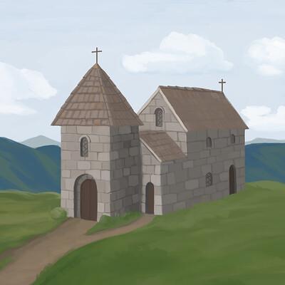 Vojtech kovar monastery 01