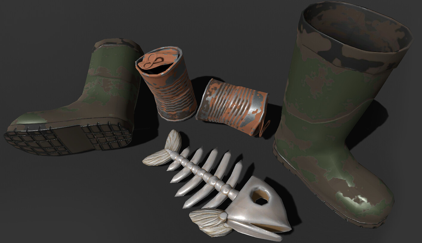 Treasure Hunt Props - Not everything you dig up is a treasure