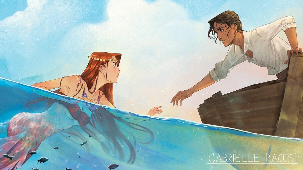 ArtStation - To Kill a Kingdom, Gabrielle Ragusi