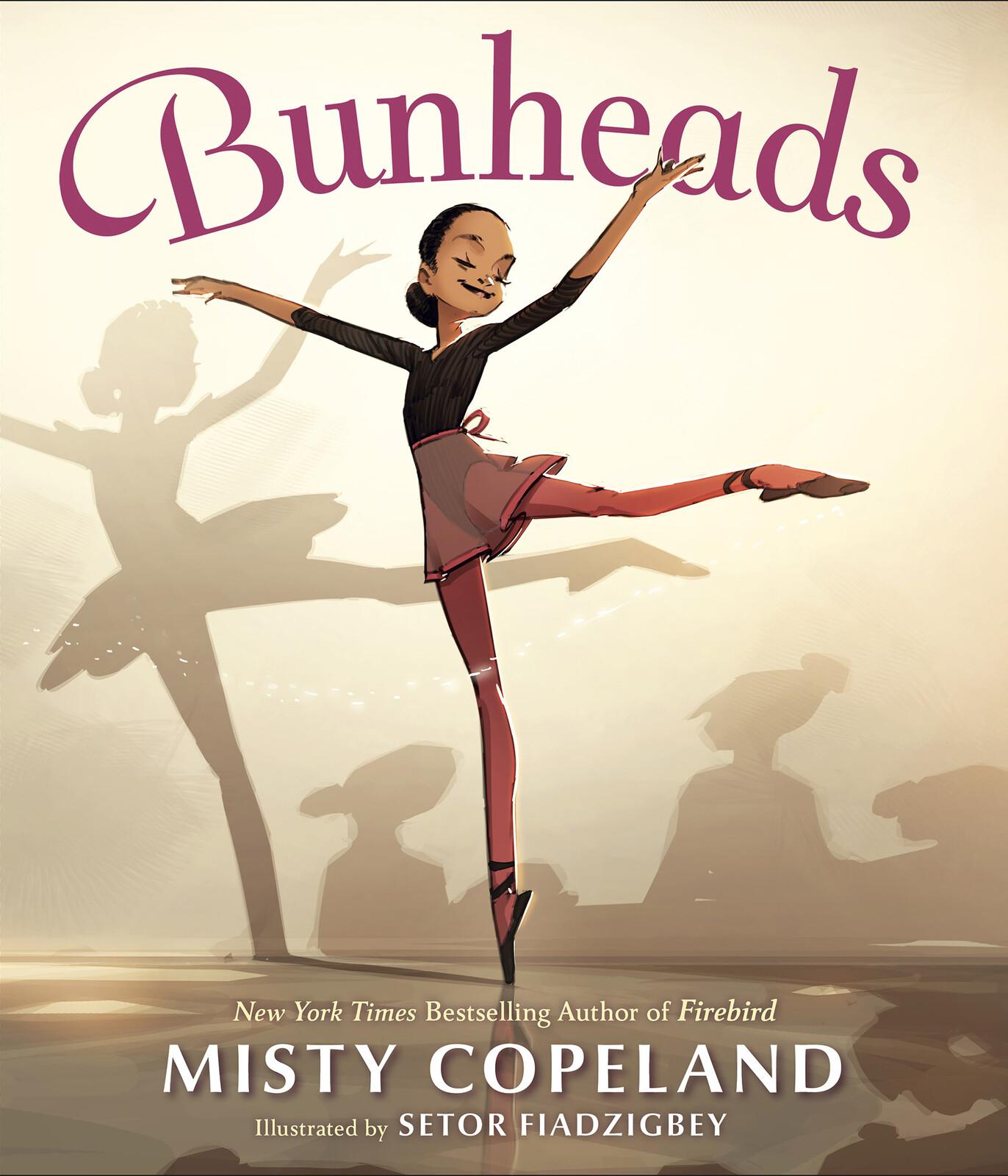 Bunheads Picture Book