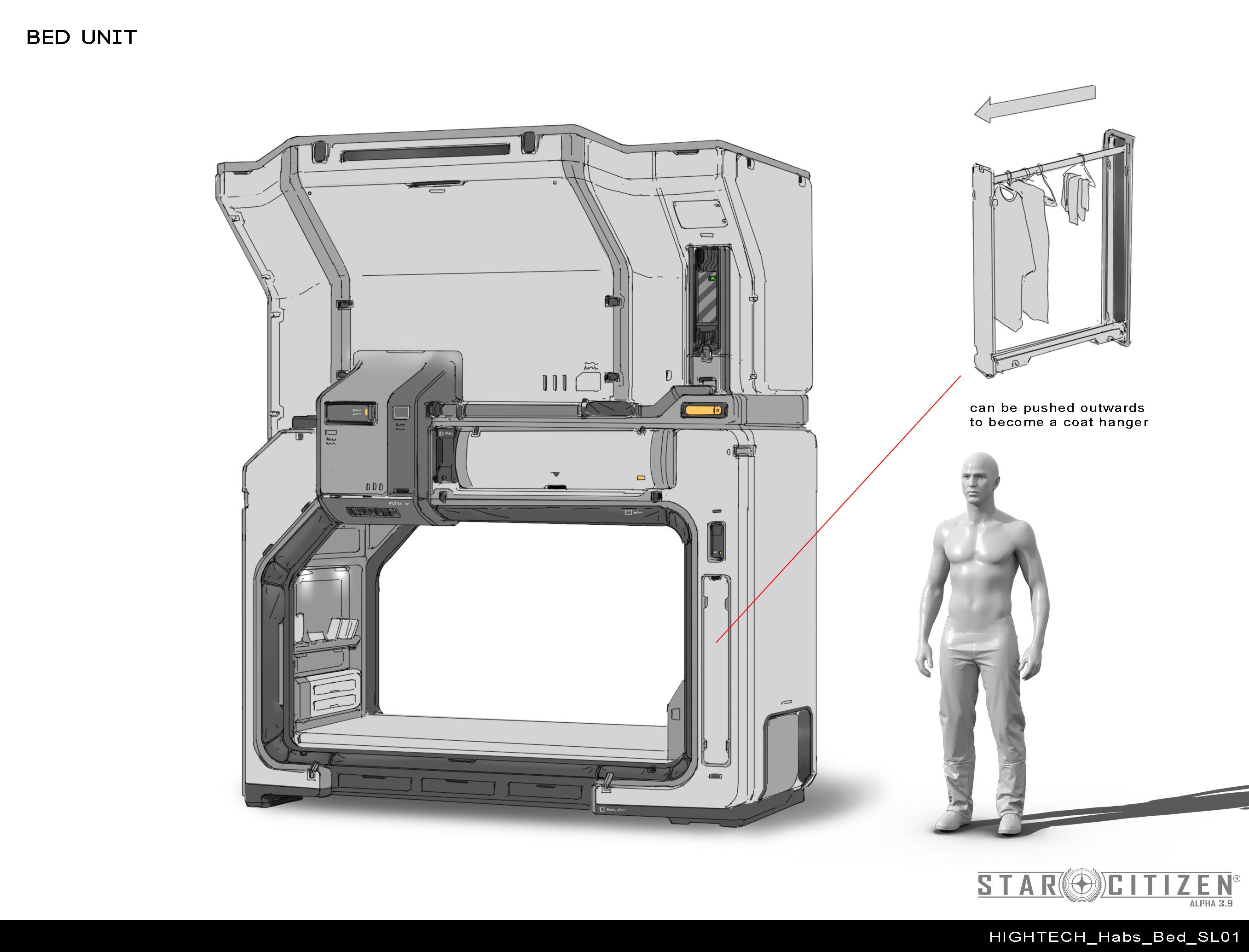 habitation module 2