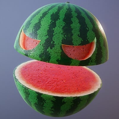Pky pky watermelon