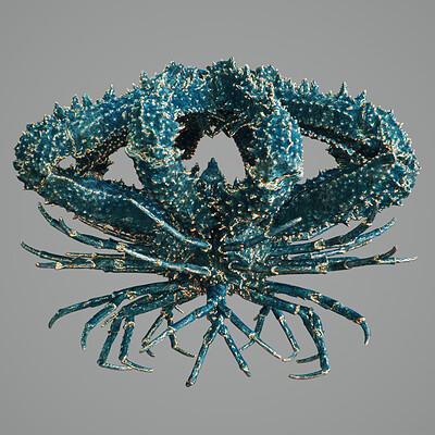 Cgmonkeyking crab loop pp 000
