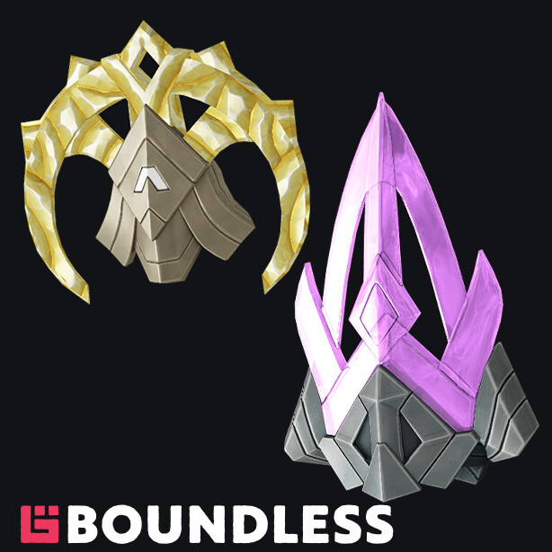 Blink and Glass weapons