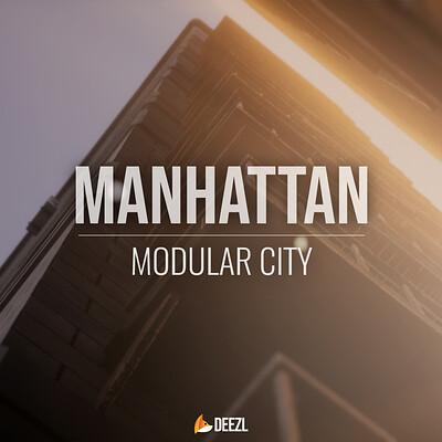 Manhattan Modular City