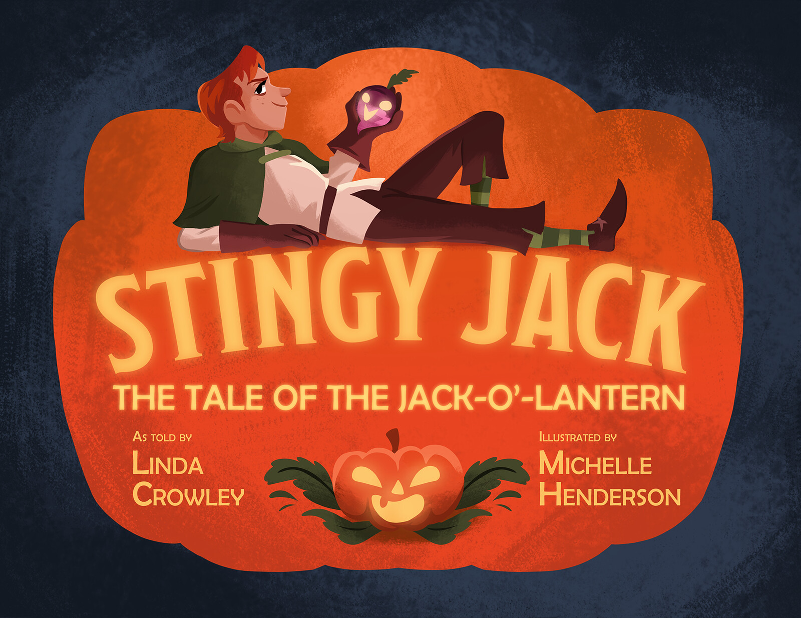 Stingy Jack : Children's Book