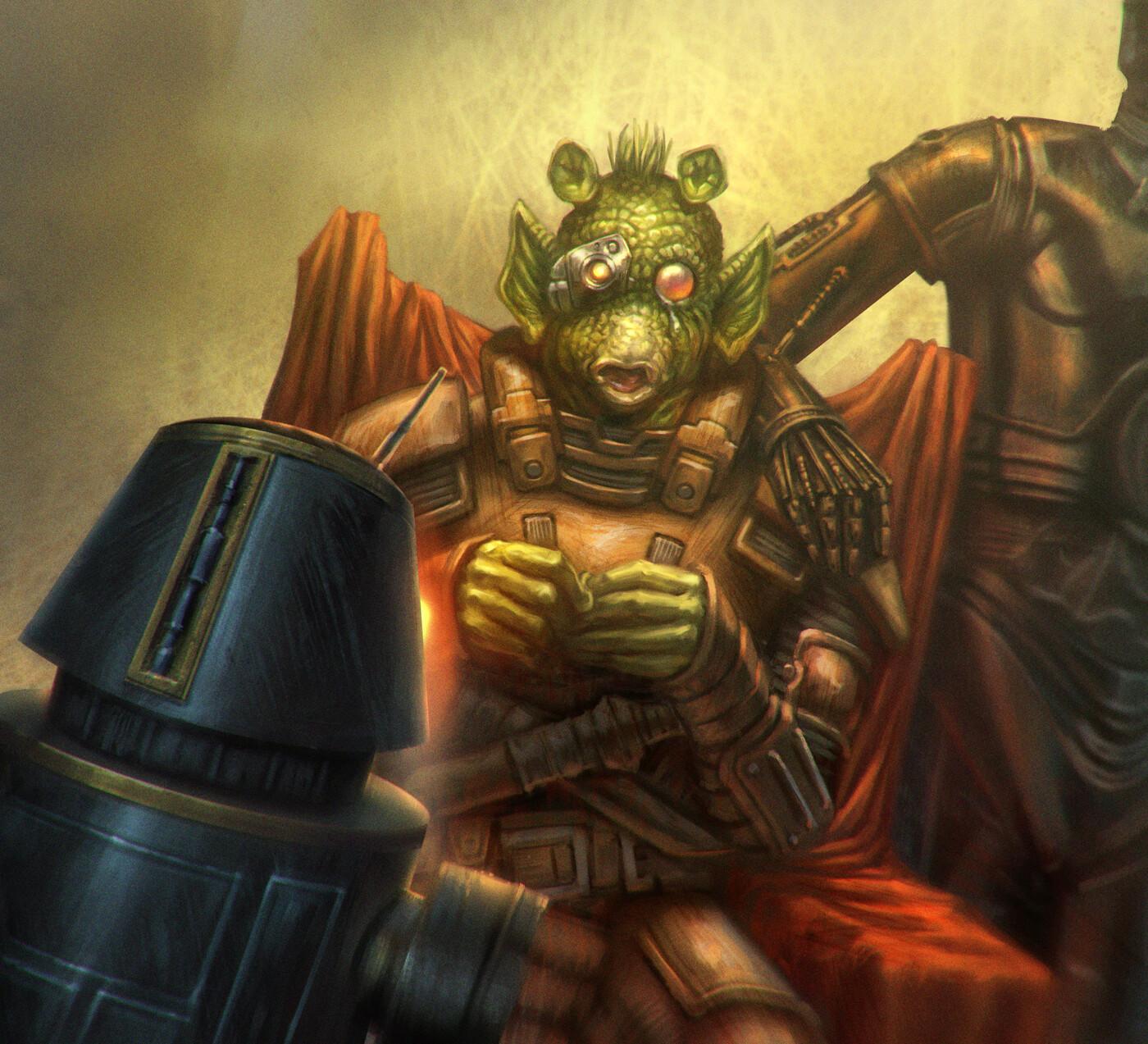 Pestering | Star Wars Destiny