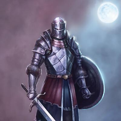 Jean pascal leclerc kegle knight