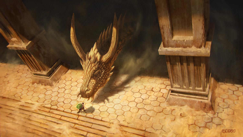 Dragon | maese