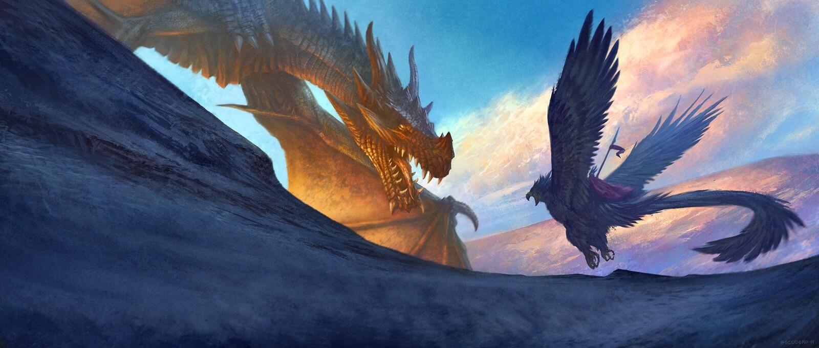 Dragon | Counter