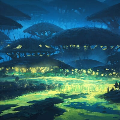 Andreas rocha jellyfishvillage01