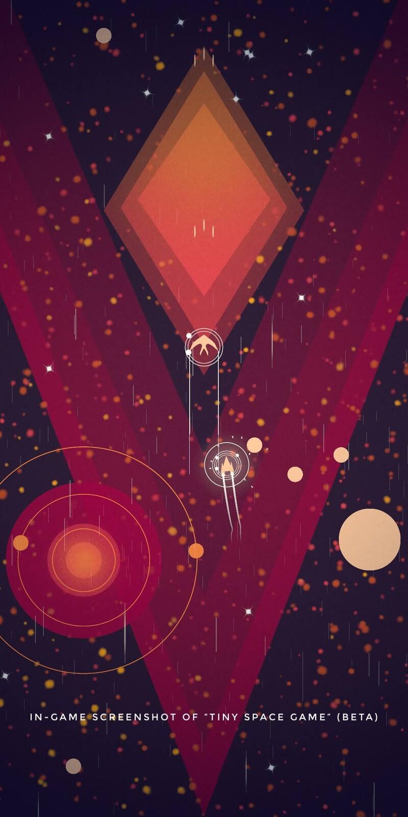In-game screenshot (beta)