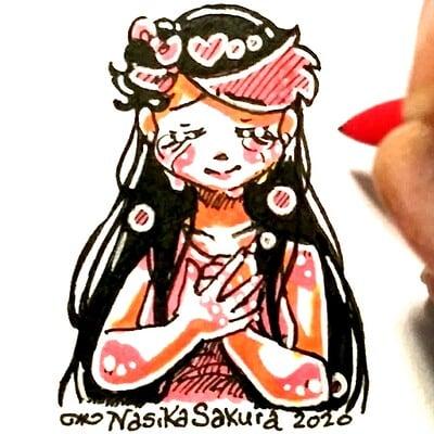 Nasika sakura 20201106 201014 4
