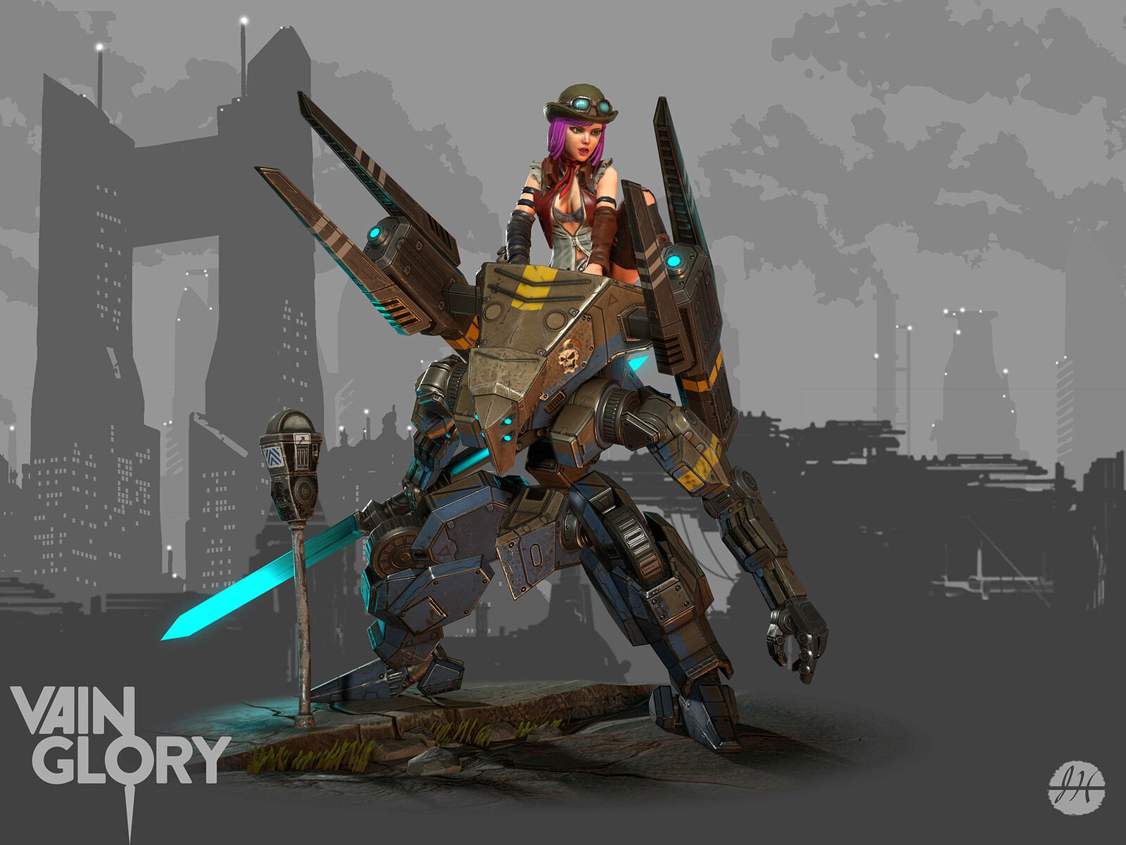 Joule PC from Vainglory
