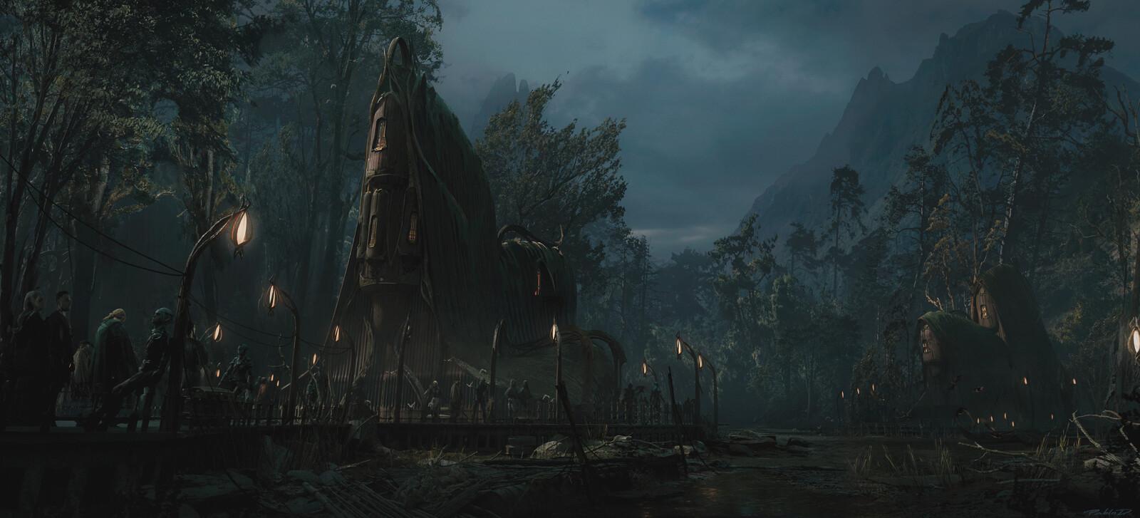 Elf Swamp Pub