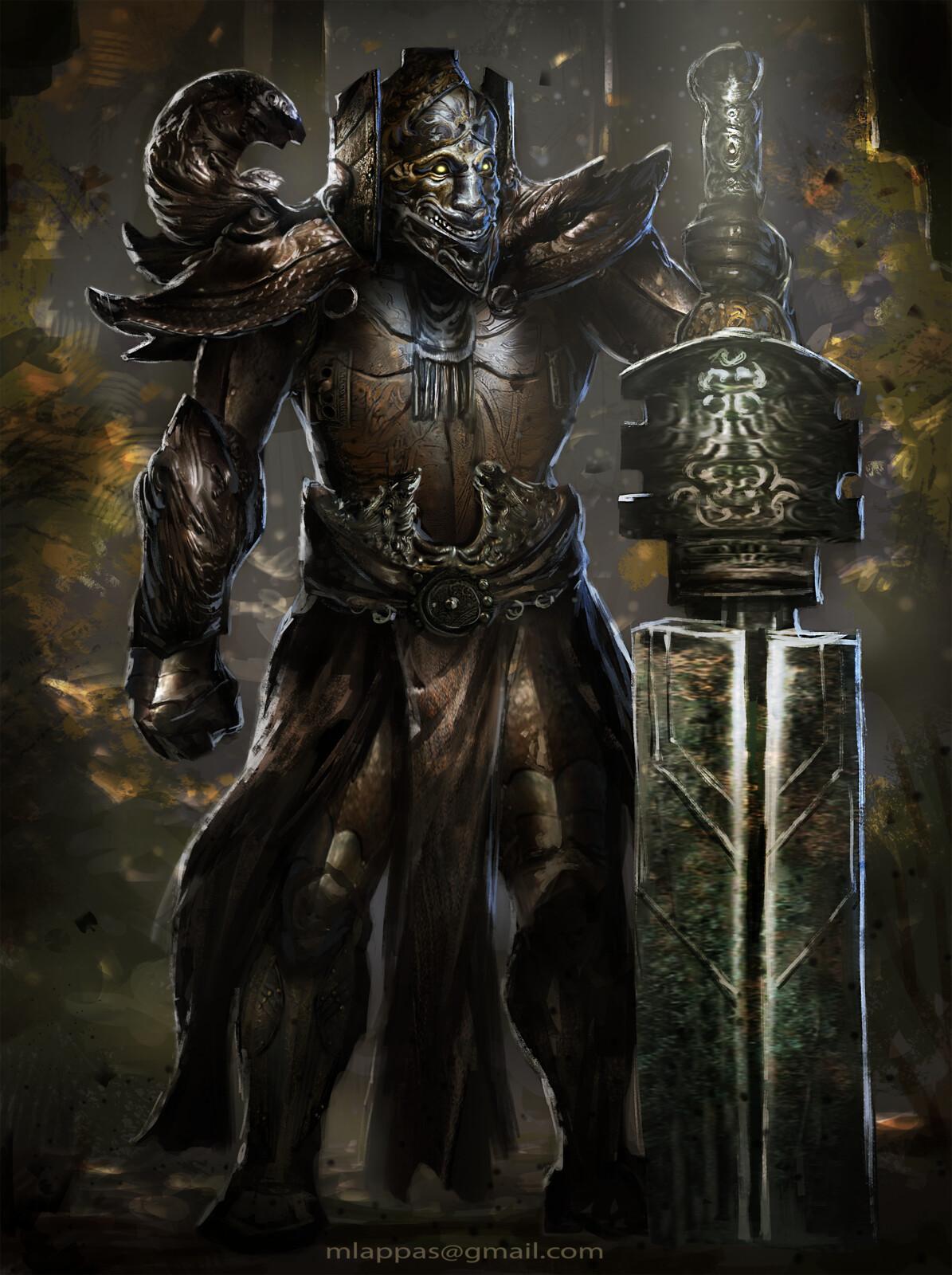 Great Knight#3
