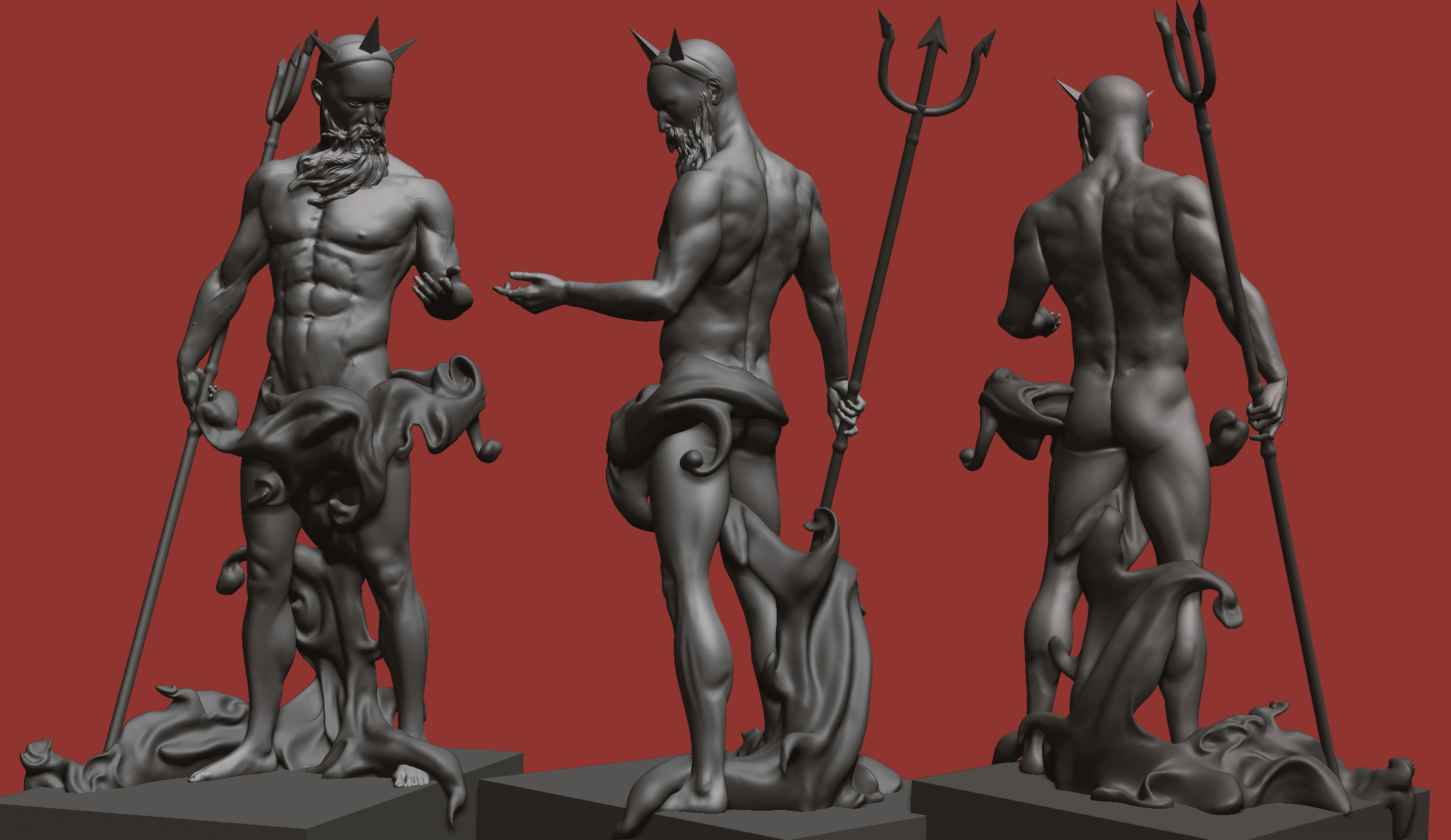 some zgrabs from zbrush