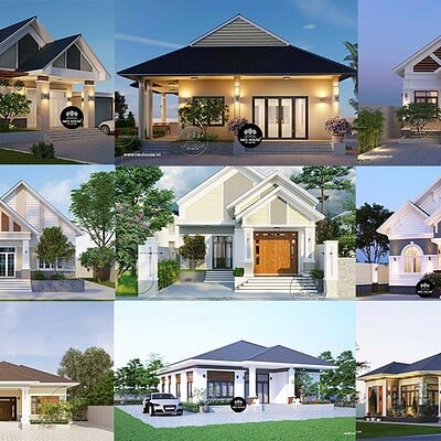 Neohouse architecture nha cap 4 mai thai anh bia