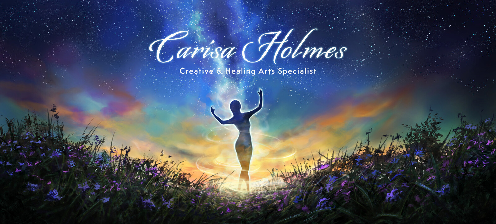 This image is copyrighted by Carisa Holmes Healing and Creative Arts Specialist.
