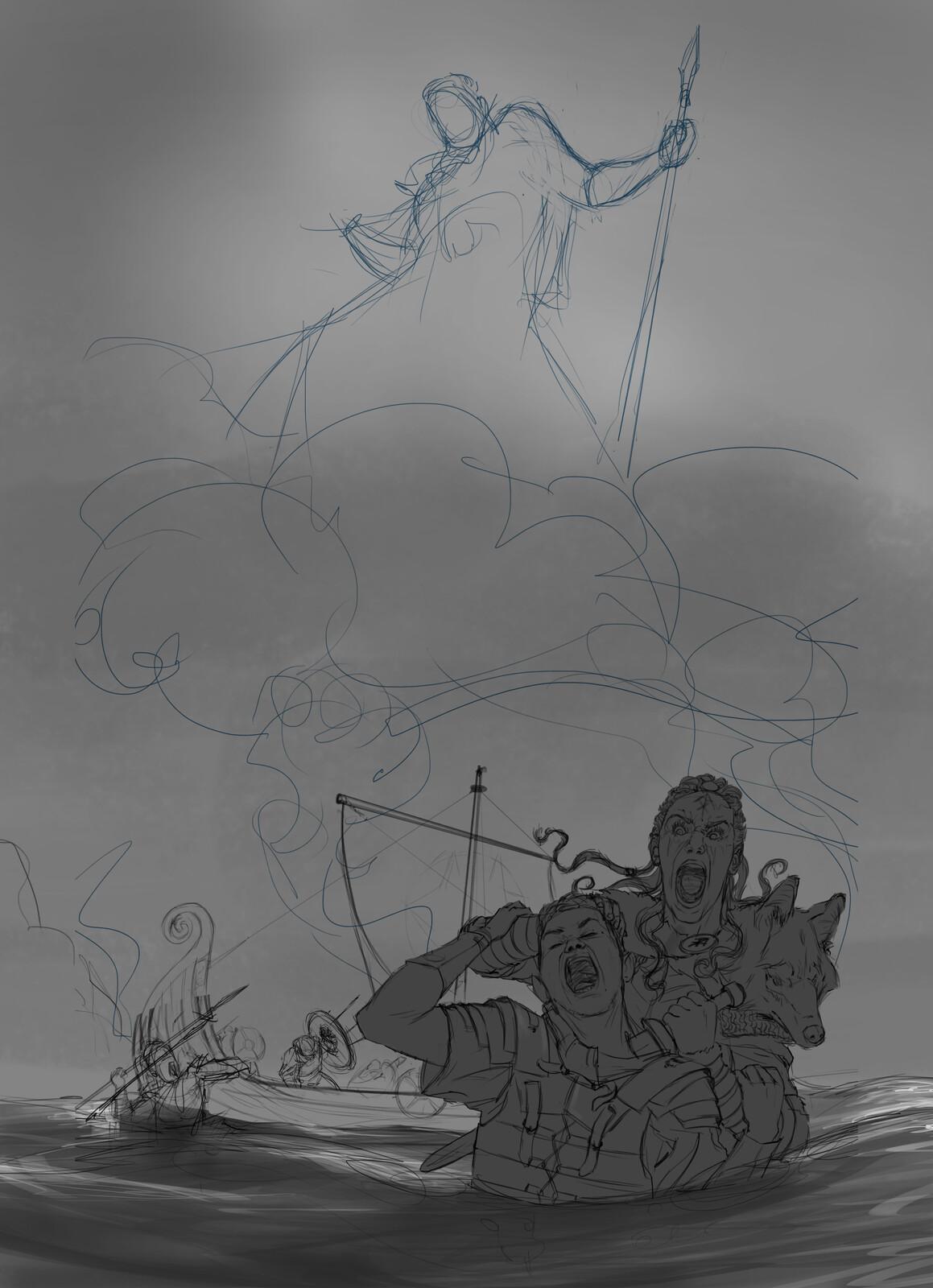 Inicial sketch