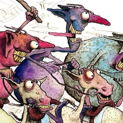 Graeme chegwidden horsemen