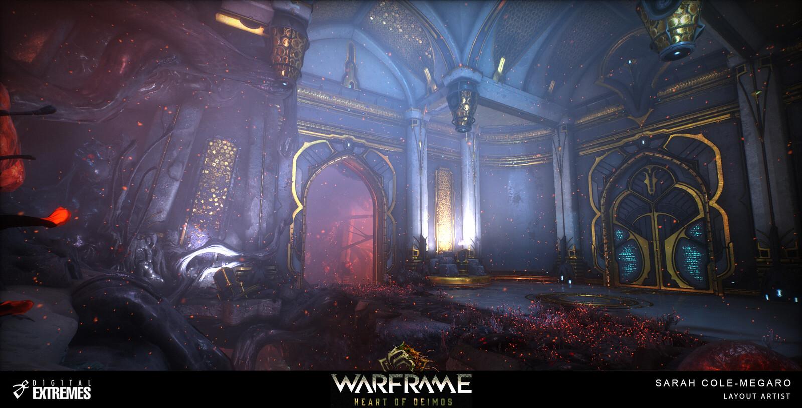 Warframe: Deimos Arcana Update