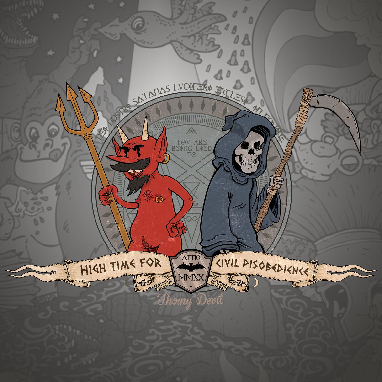 Devil & Death suggest it