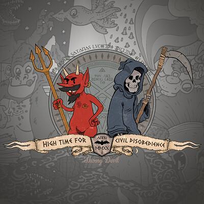 Thorny devil artstation devilndeath