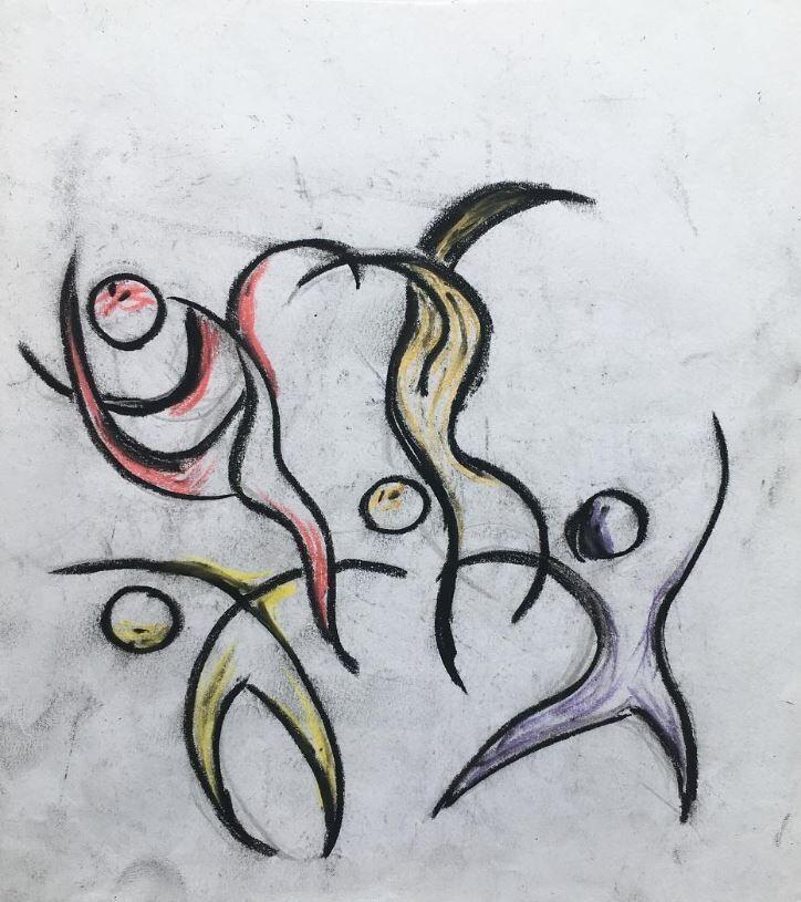 Dancing Chalks