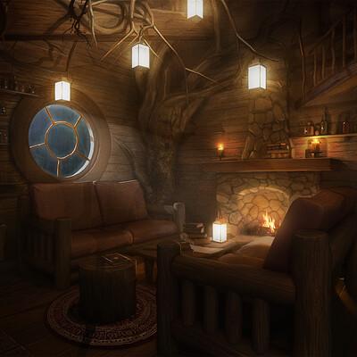 Brent minehan final treehouse interior for web