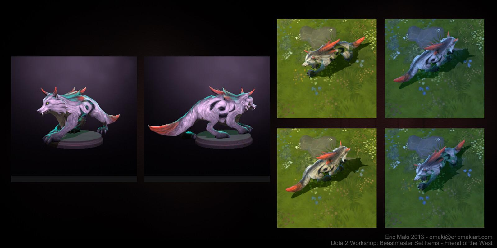 Beastmaster Creature Summon