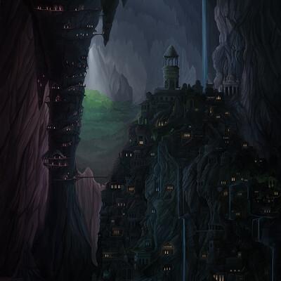 David markiwsky sepulchre cityscape