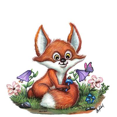 Okan bulbul fox002