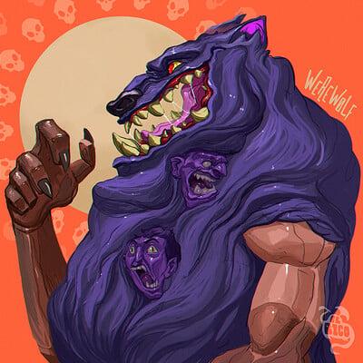 Juanda rico werewolf 2
