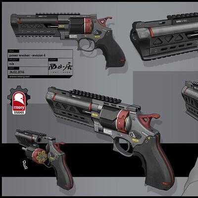 Kris thaler power revolver rev4apub