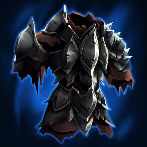 Defense - Rare - Uruk Armor