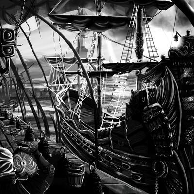 Doriane claireaux ship 3 youpi