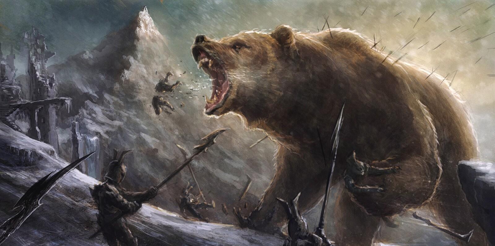 Beorn: Thunder on the Mountain