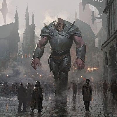 Greg rutkowski watchful giant 1600