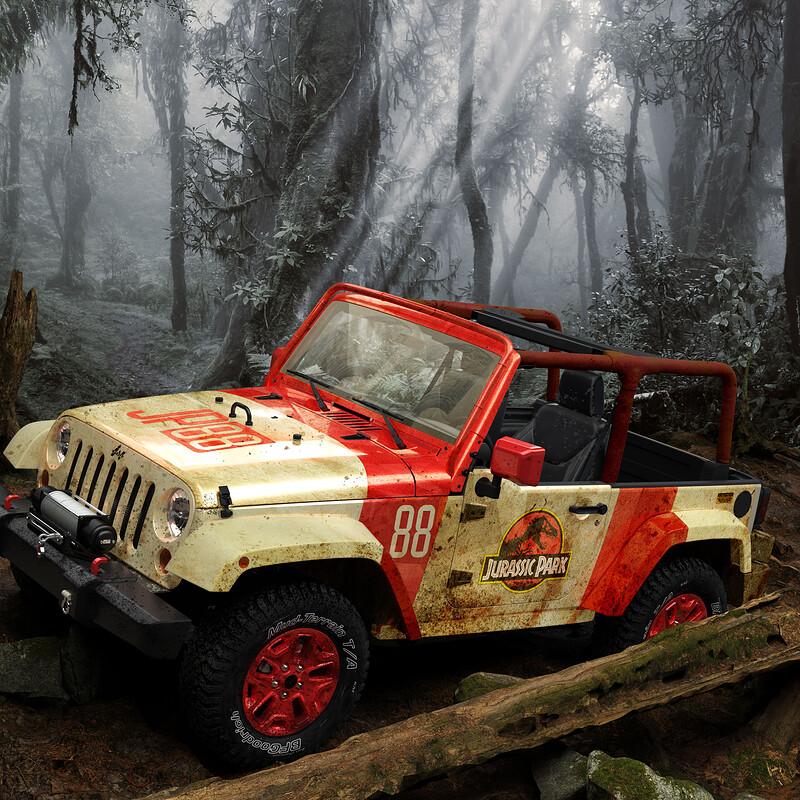 Ingen Jeep Wrangler