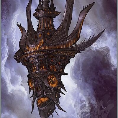 Sean andrew murray wizards morganas castle 01