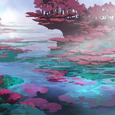 Yu yiming koriki islands