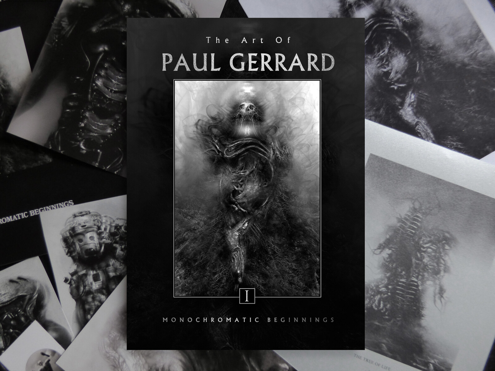 BOOKS : ART OF GERRARD I