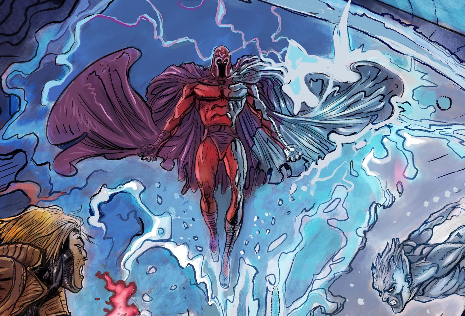 Magneto Close