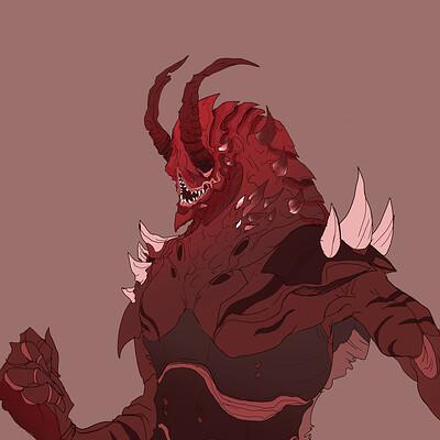 Zyralynn malena santos demonio 1