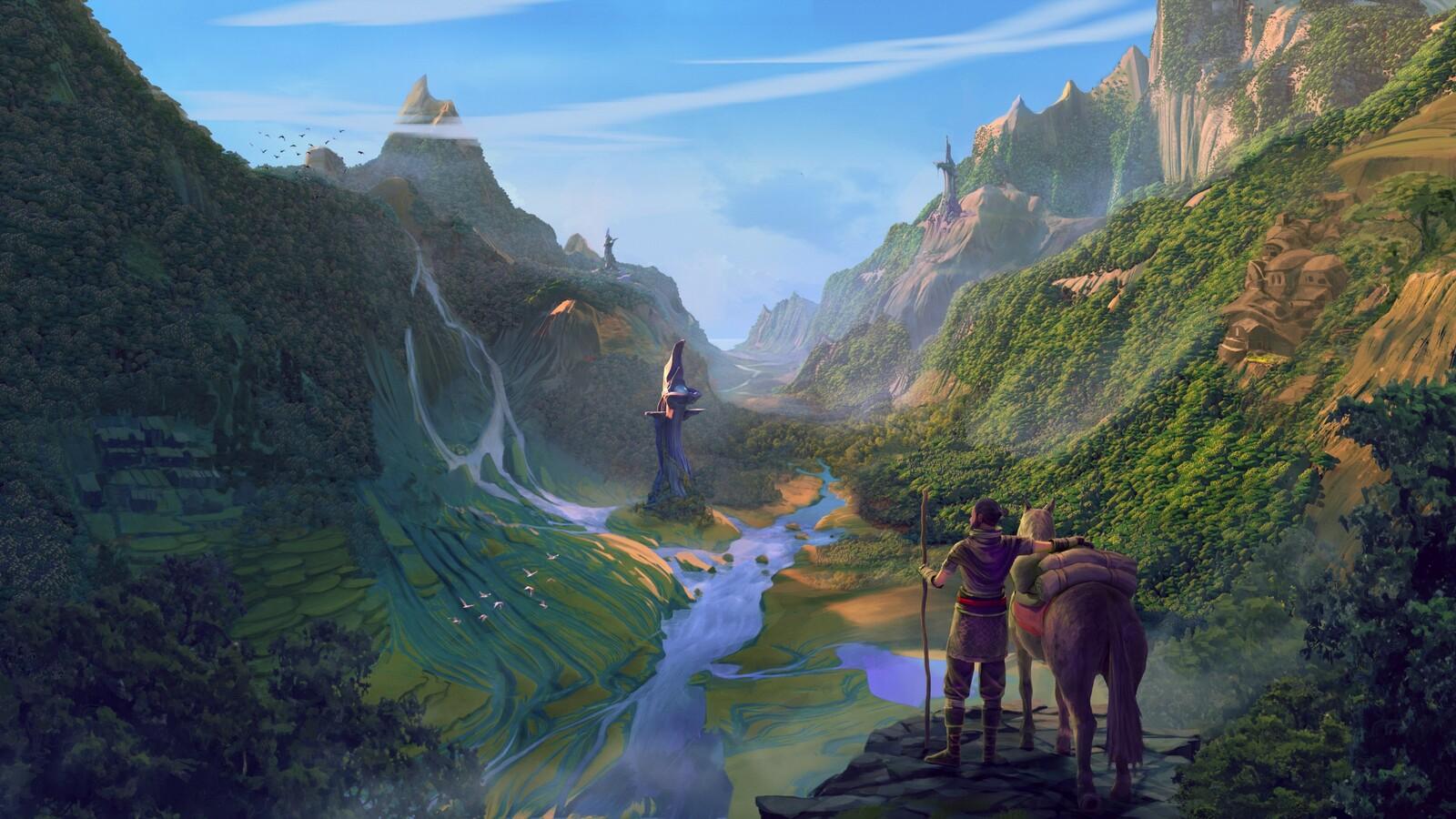 Mythwind Valley