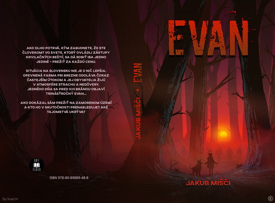 Commission EVAN Book Cover