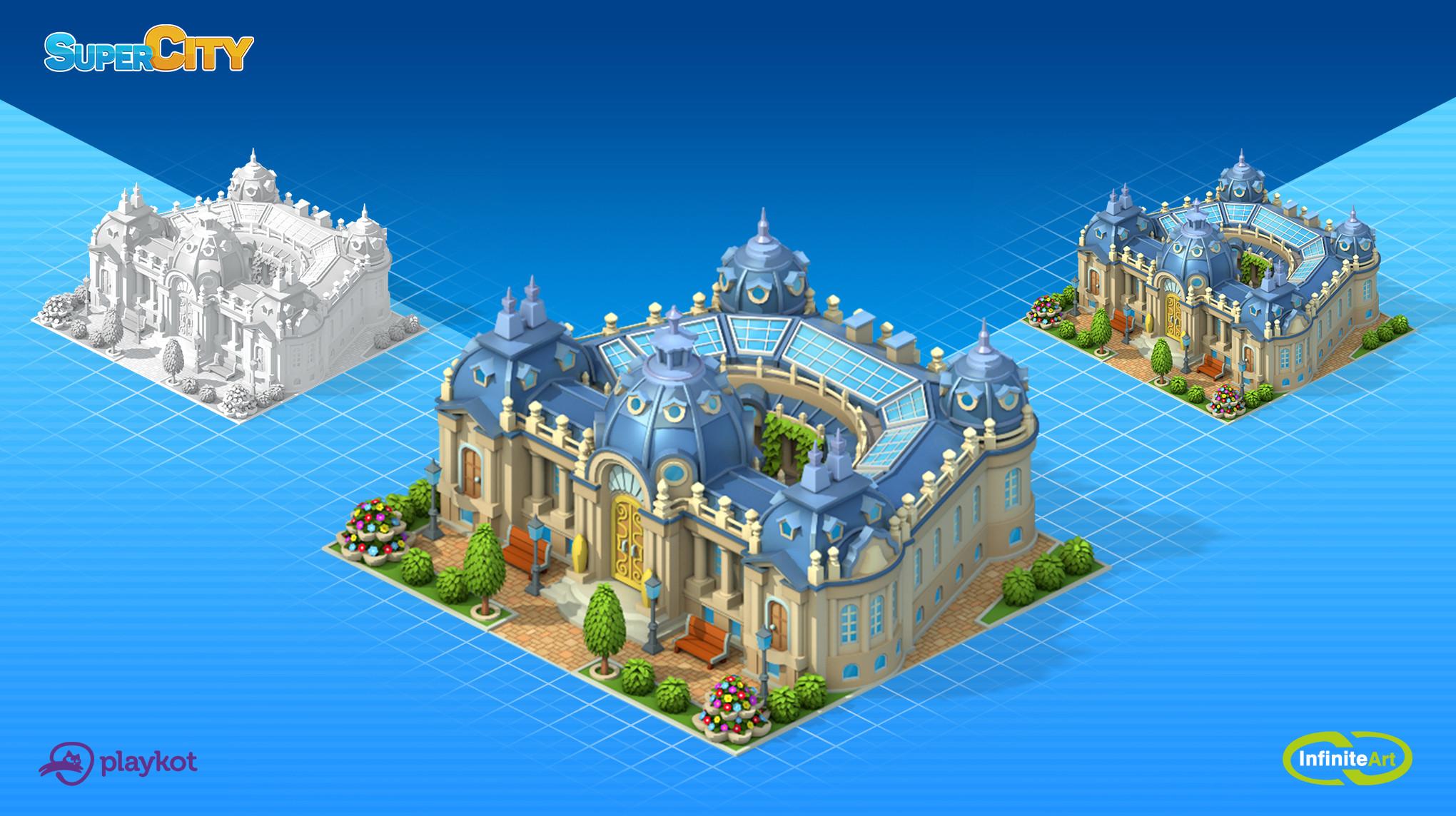 Petit Palais (65 hours)
