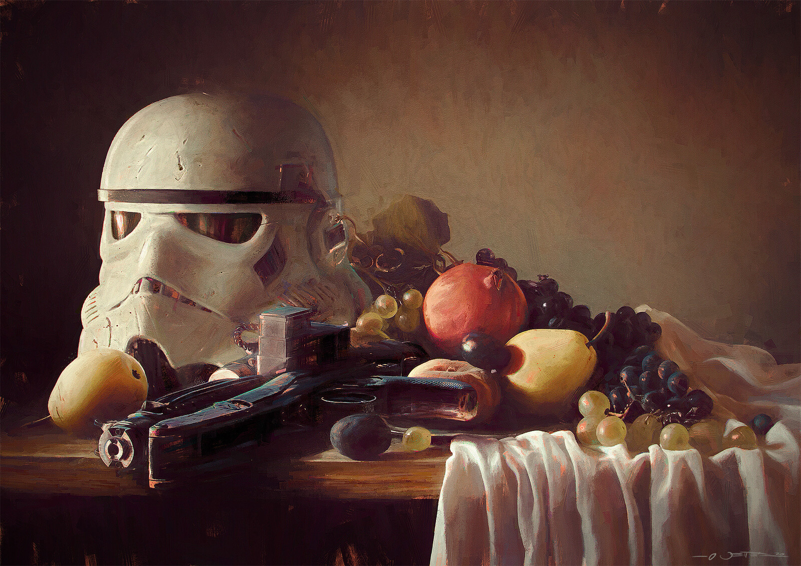 Trooper Still Life