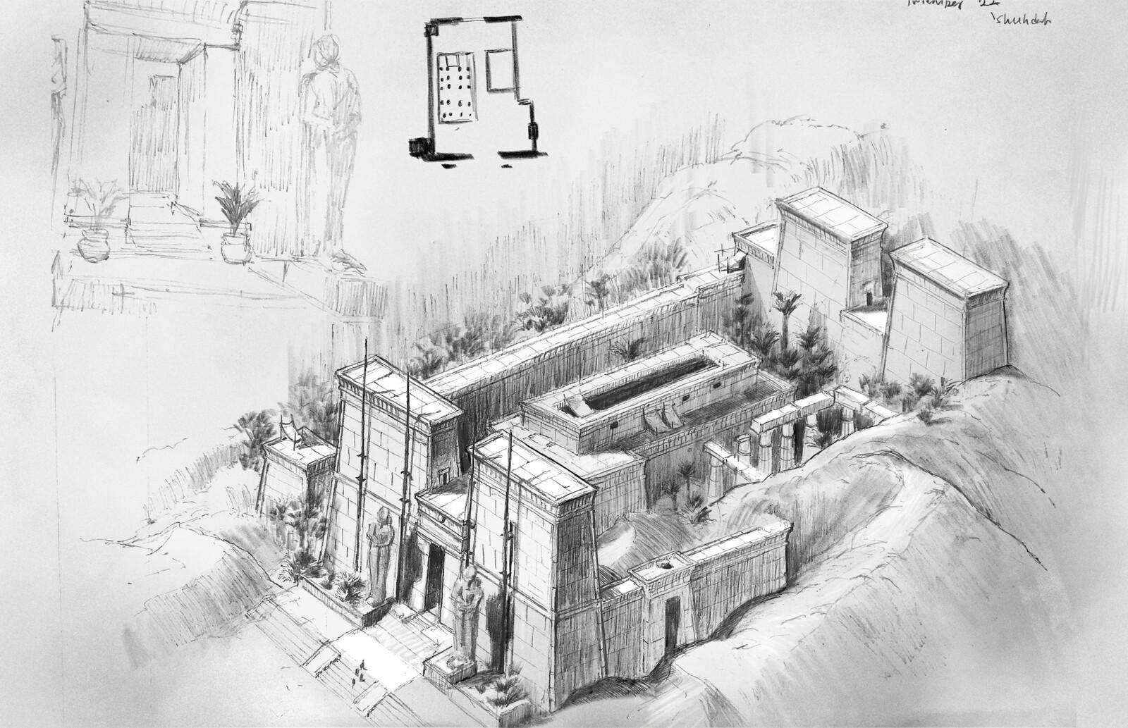 Pencil Sketches 3.0 2020
